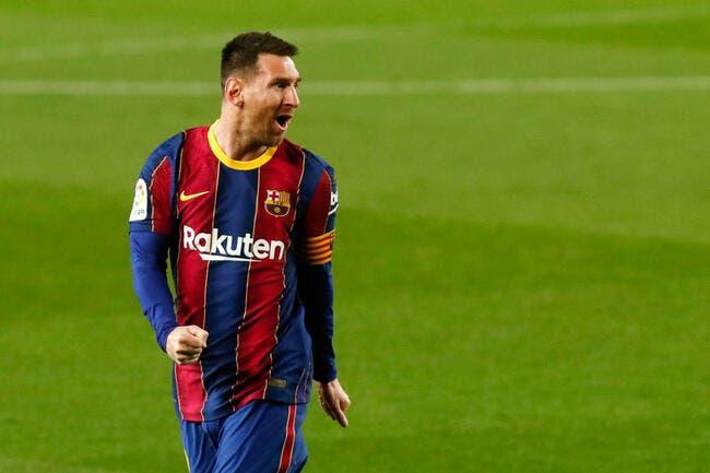 Esp : Lionel Messi n'est pas un voleur, panique à Barcelone