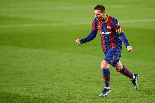 Barça : Une prime de Lionel Messi choque le foot espagnol