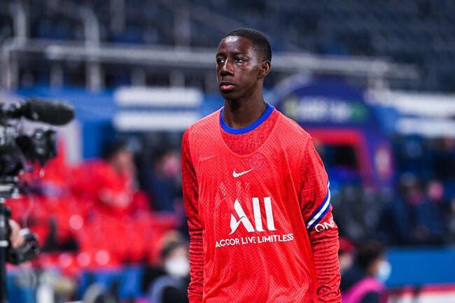 OFFICIEL : Fadiga prêté à Brest par le PSG