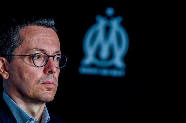 OM : Eyraud dénonce «l'Olympique des magouilles», Tapie visé