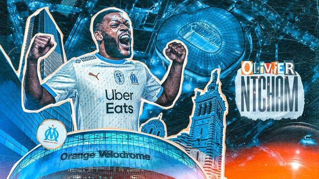 Transfert OM : Olivier Ntcham signe à Marseille !