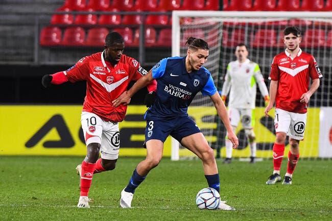 Le Paris FC a refusé une offre olympienne pour Hadjam — Mercato OM