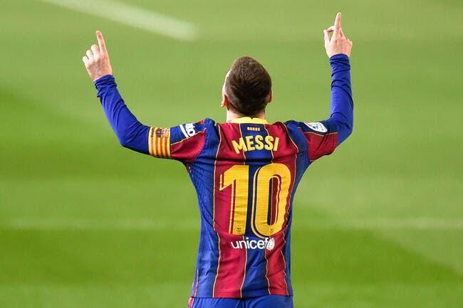 Agüero aimerait rejoindre Messi au Barça — Man City