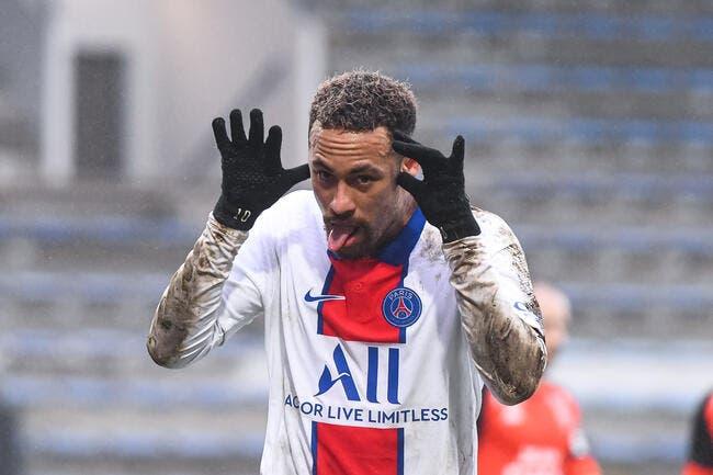 PSG : Neymar veut rester et le prouve au Qatar