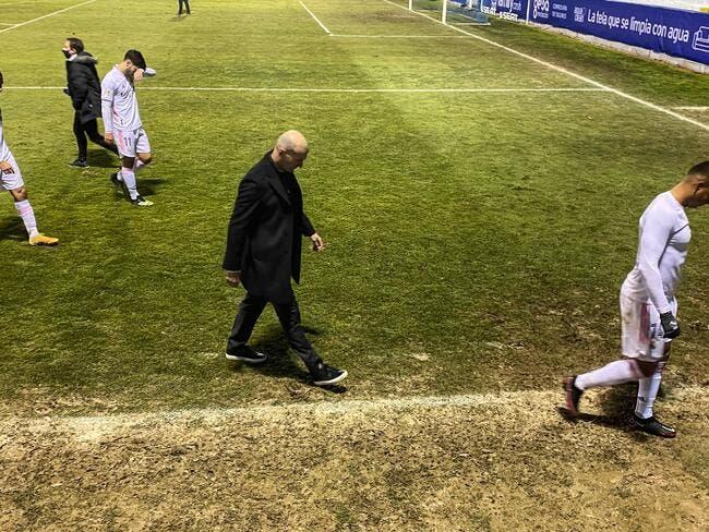 Real Madrid : Zidane a refusé de sauver sa peau