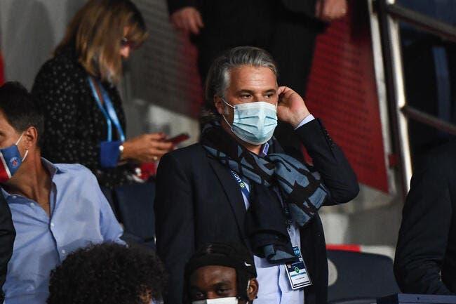 TV : Les deux idées de Labrune pour sauver le foot français
