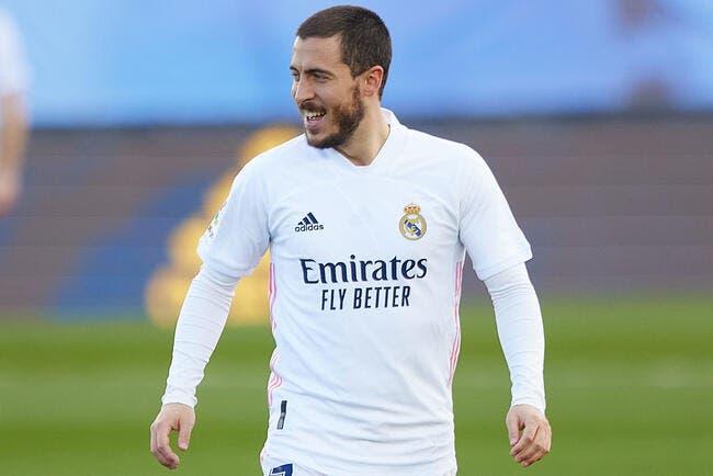 Esp : Eden Hazard encore blessé !