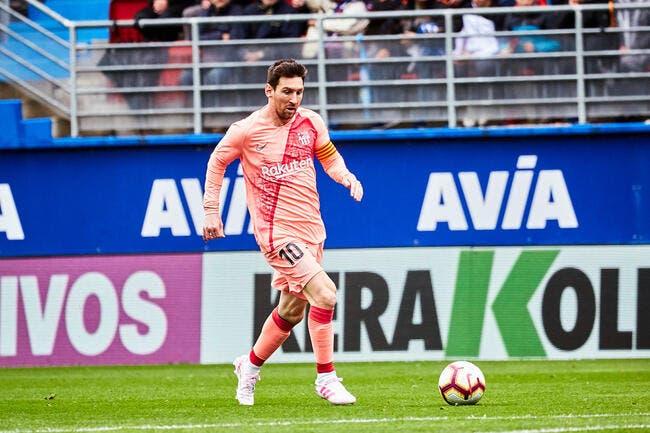 Esp : Entre le PSG et City, Lionel Messi a choisi ?