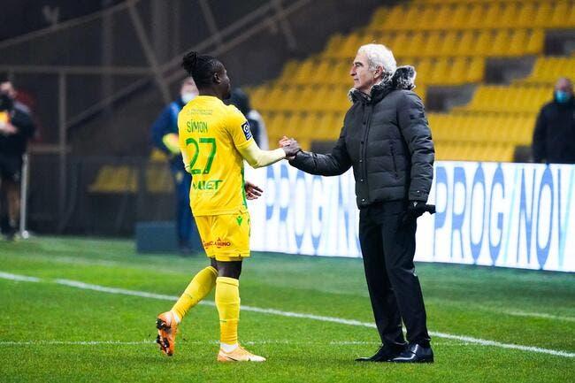 FCN: Domenech est un grand entraîneur, Vincent Duluc a osé