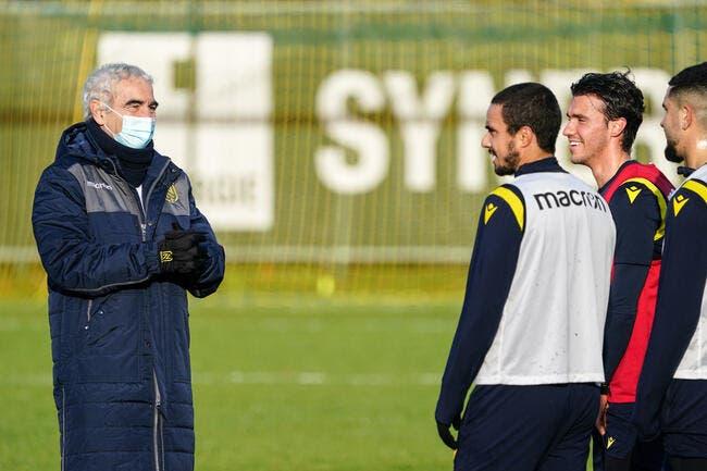 FCN : Nantes est inquiet, mais pas Domenech !