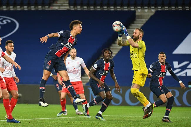 PSG - Nîmes : 3-0