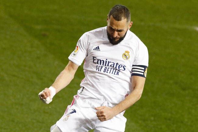 OL : Benzema ok pour signer à Lyon, mais à 35 ans !