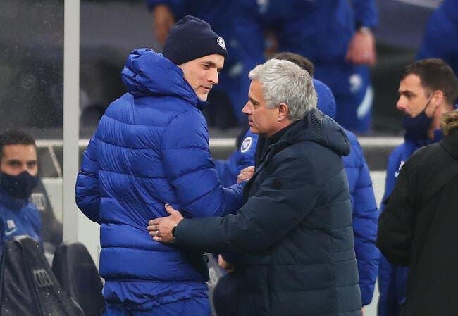 PL : Tuchel tape Mourinho, Chelsea se relance