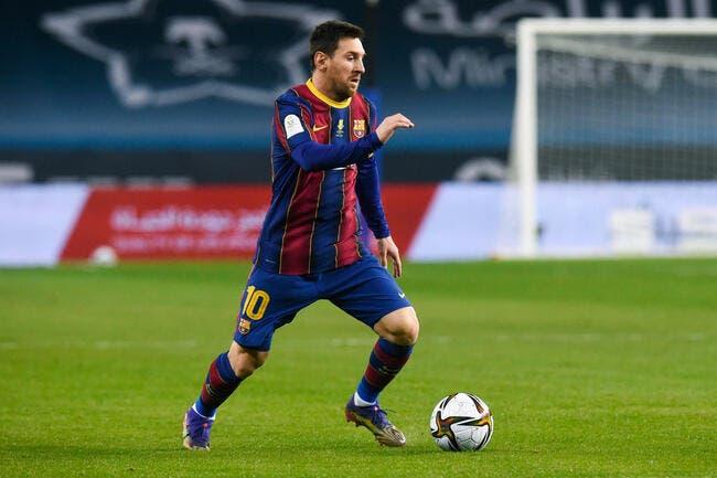 PSG : Lionel Messi, Barcelone déclare la guerre