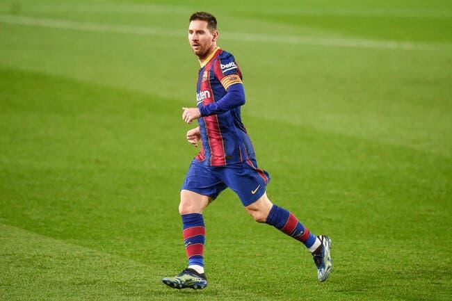 PSG : Messi à Paris, c'est déjà bouclé !