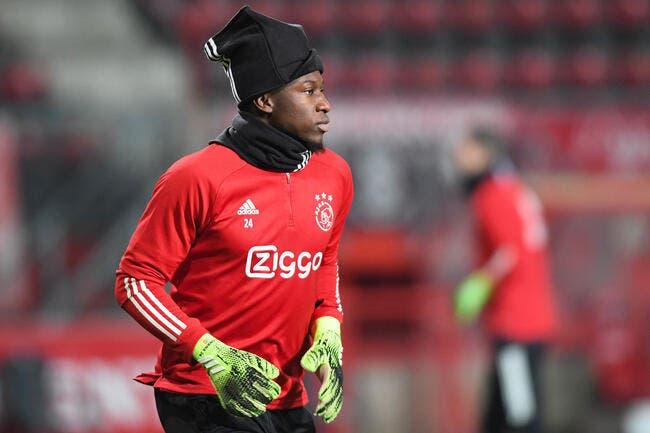 Ajax : André Onana suspendu un an pour dopage