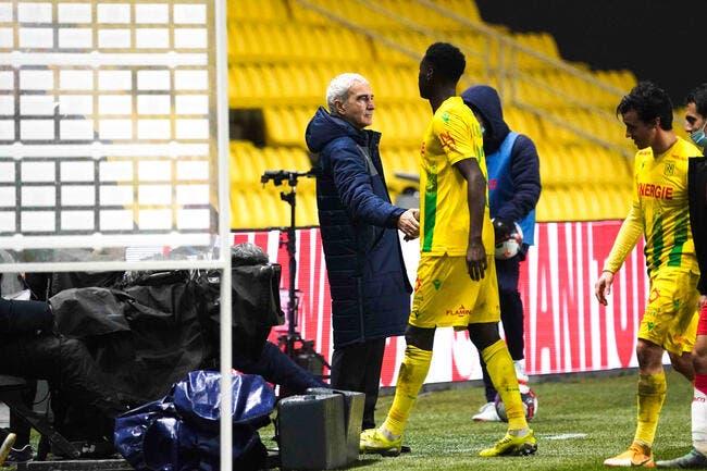 FCN : Domenech change d'avis et fait encore polémique