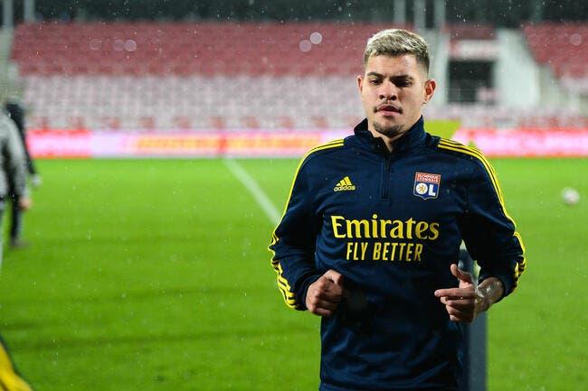 OL :L'Inter craque pour Bruno Guimaraes, c'est 30 ME