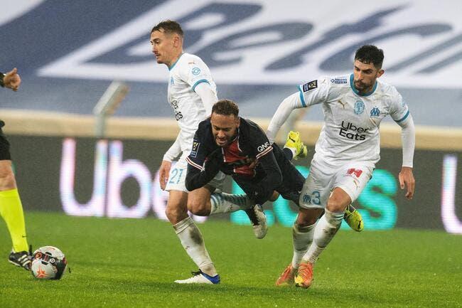 OM-PSG : Neymar et Alvaro qui s'aiment, il en rêve