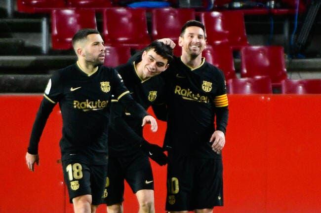 PSG: Messi et Alba, Leonardo à l'assaut du Barça !