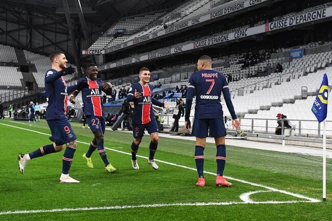 L1 : Le PSG enfonce l'OM, Payet voit rouge