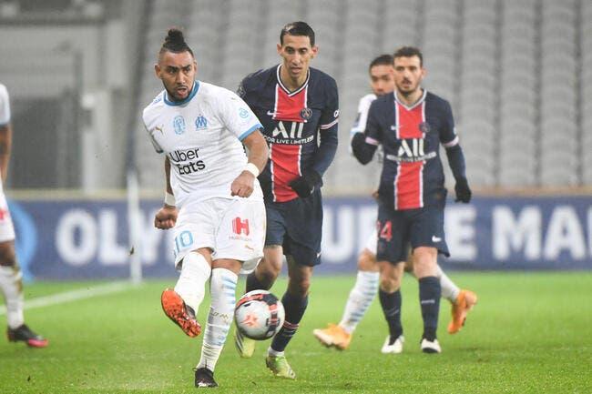 L1 : Marseille trop faible, OM-PSG n'est plus un choc