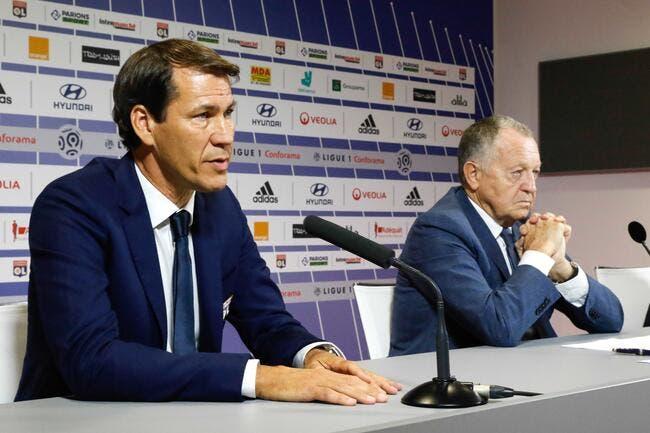 OL : Rudi Garcia prolongé ? Le coach reste flou