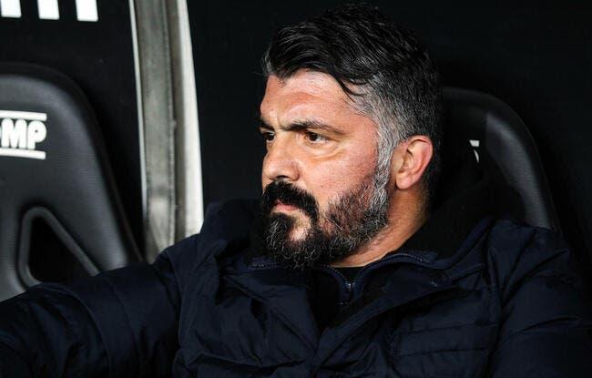 OM : Gattuso prêt à bouleverser les plans marseillais ?