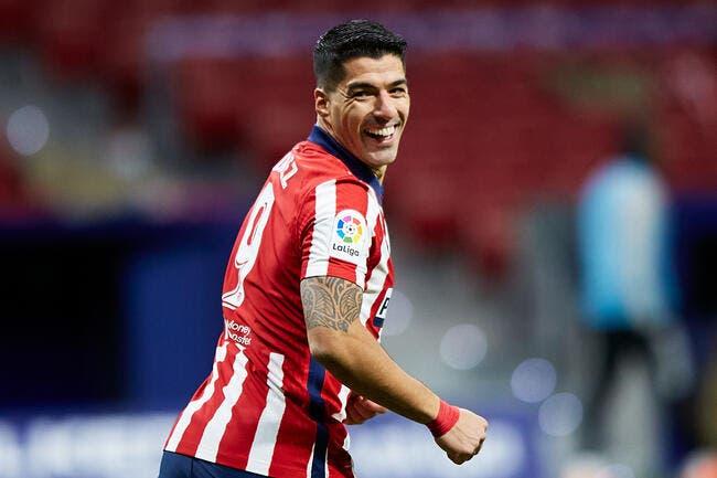 Esp : L'Atlético Madrid lâche des points