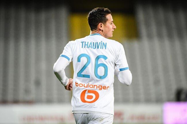OM : 4,8M par an pendant 4 ans, Milan sort le grand jeu pour Thauvin