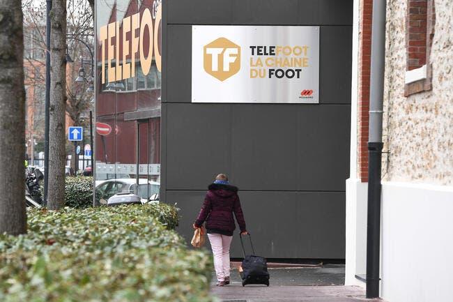 TV : Labrune envoie un message clair à Téléfoot