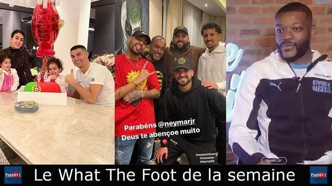 WTF : Humiliation à l'ASSE, anniversaire délire pour Neymar, le feu pour OM-PSG