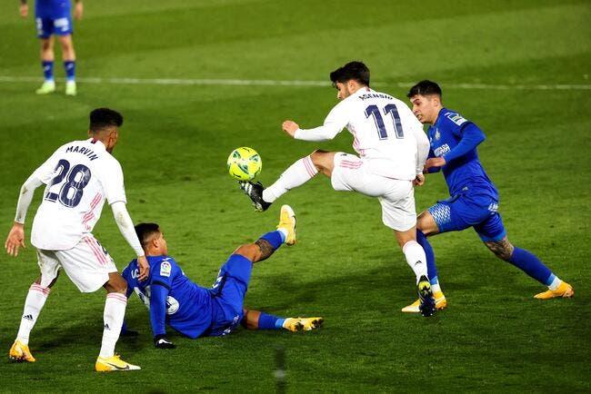 Liga : Benzema frappe, un derby pour le Real