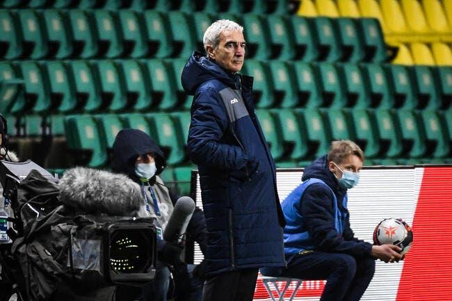 Nantes : Domenech absent pour deux matchs
