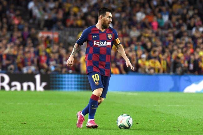 PSG : Rêver de Messi, c'est gratuit pour Paris
