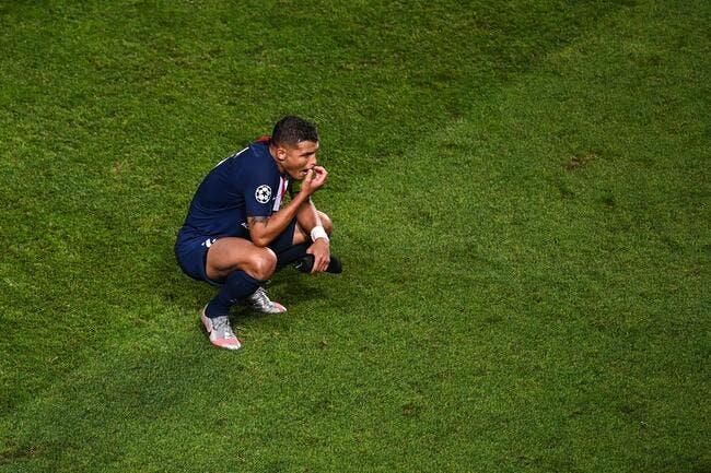 PSG : Thiago Silva pleure et accuse
