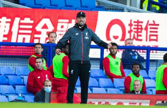 Ang: Liverpool radin au mercato, Jürgen Klopp pique une colère
