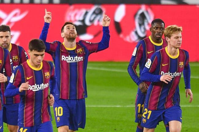 Esp : Messi au PSG, le scénario est écrit d'avance !