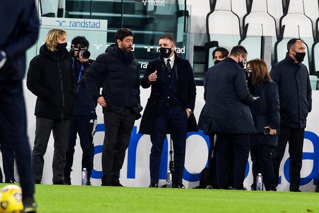 Ita : «Va te faire enc…», le patron de la Juventus fait scandale