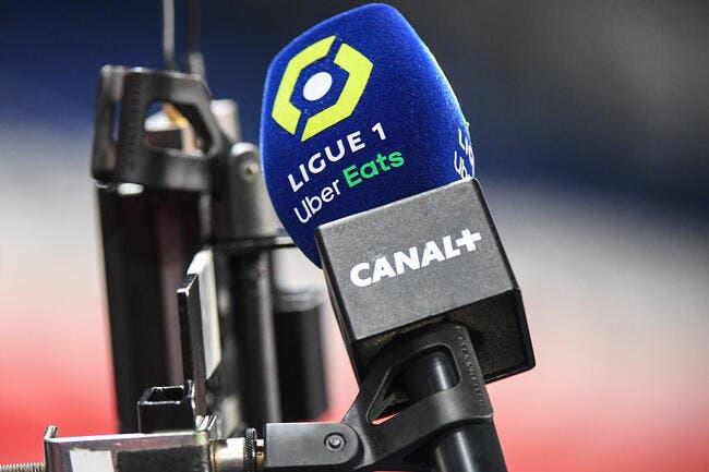 La LFP cède à Canal+, le match du samedi à 13h au lieu de 21h