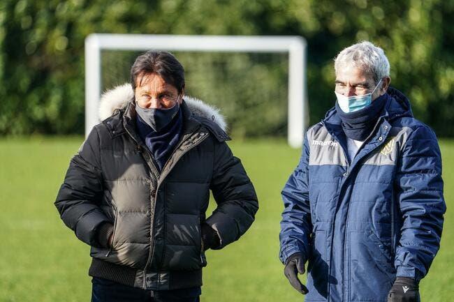 Nantes : Domenech remplacé par Kita, ça rigole