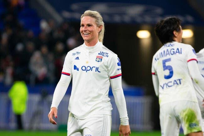 OL : Amandine Henry prolonge jusqu'en 2023