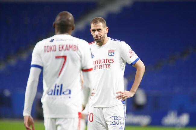 OL : Cherki et Slimani c'est le feu à Lyon