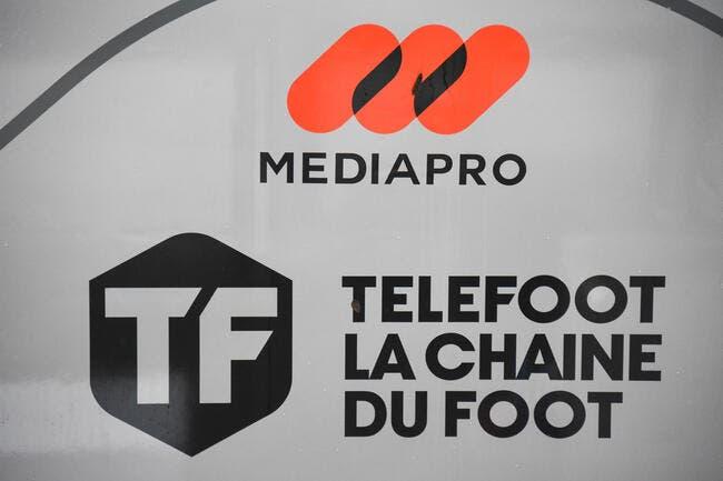 TV : Mediapro n'arnaquera pas l'Italie !