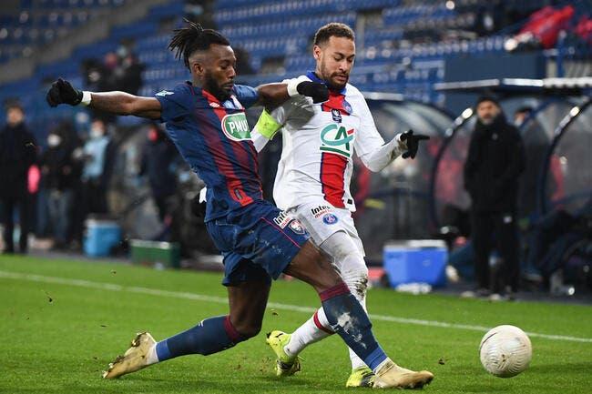 Caen: Insulté par les fans de Neymar, Yago s'en fout