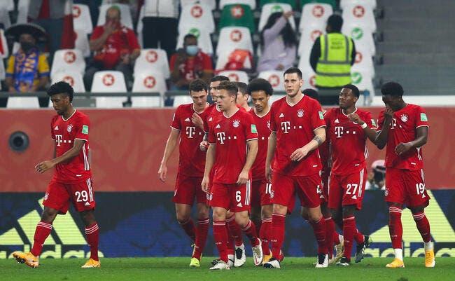 CdM des clubs : Pavard envoie le Bayern sur le toit du monde !