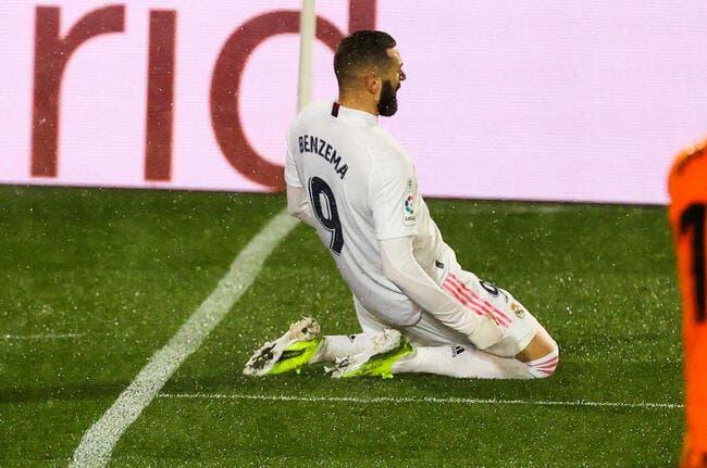 Real Madrid : Karim Benzema doute avant de prolonger
