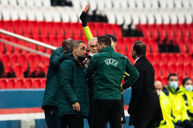 LDC : Pas de racisme lors de PSG-Basaksehir, l'UEFA blanchit l'arbitre