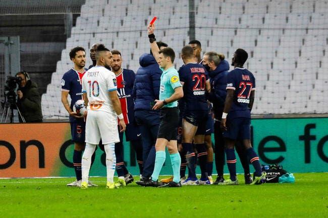 LFP : Payet suspendu deux matchs après OM-PSG