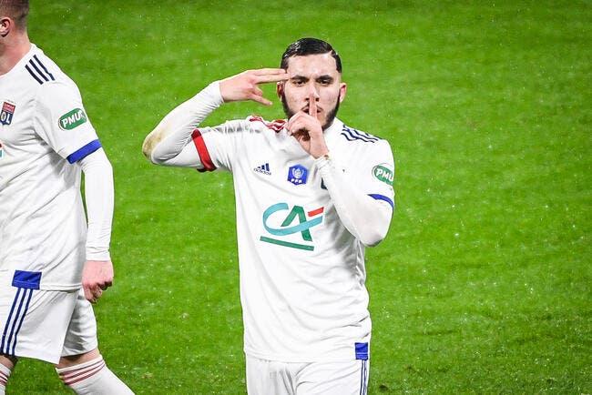 OL : Cherki dépasse déjà Benzema à Lyon